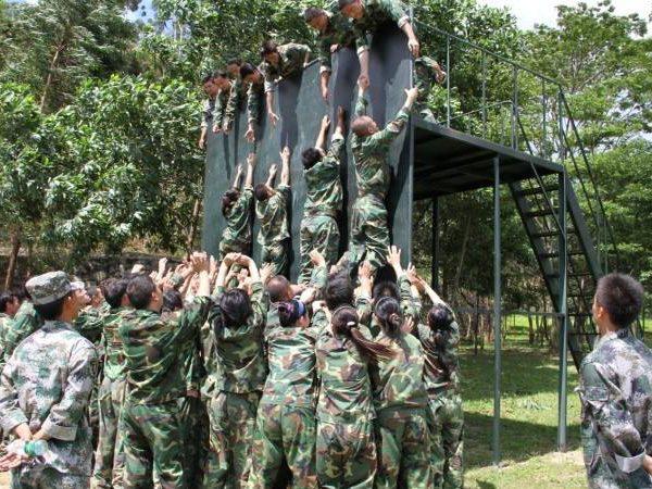 企业特种兵训练营